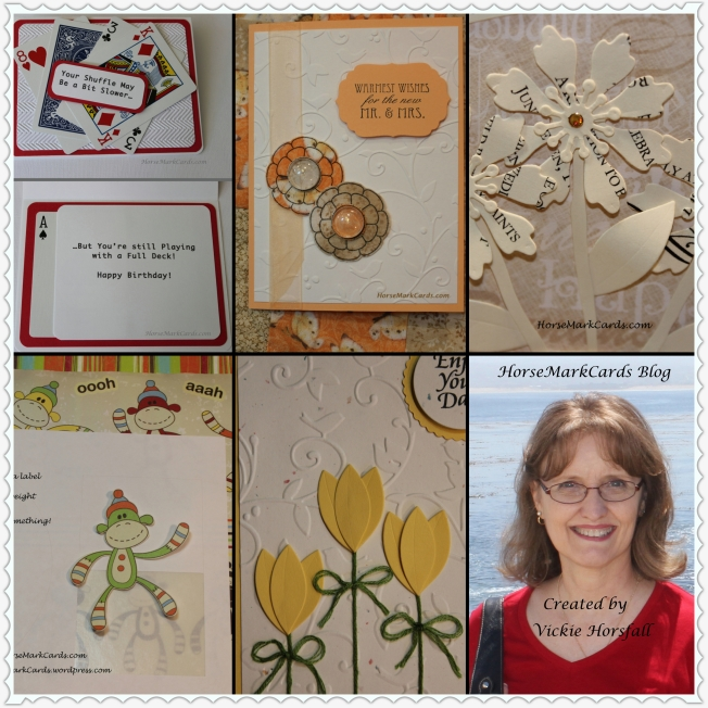HorseMark Cards, Around the World Blog Hop